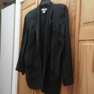 EXPRESS, Silk jacket, Size XS